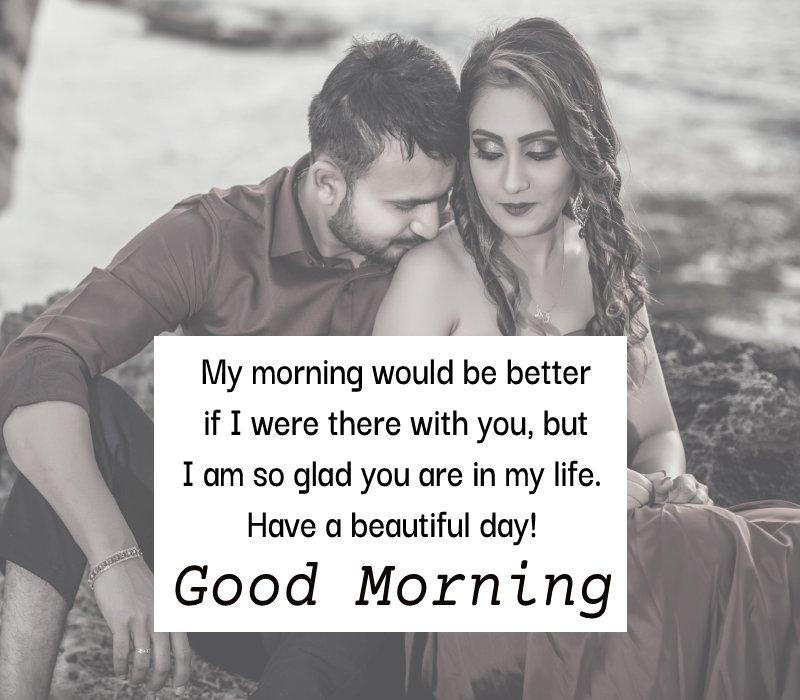 Best good morning message for husband