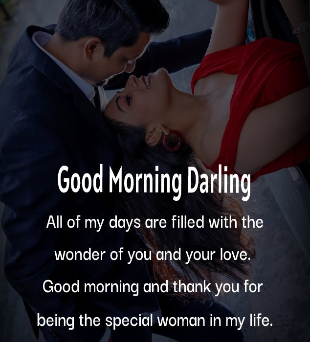 meaningful good morning messages for girlfriend