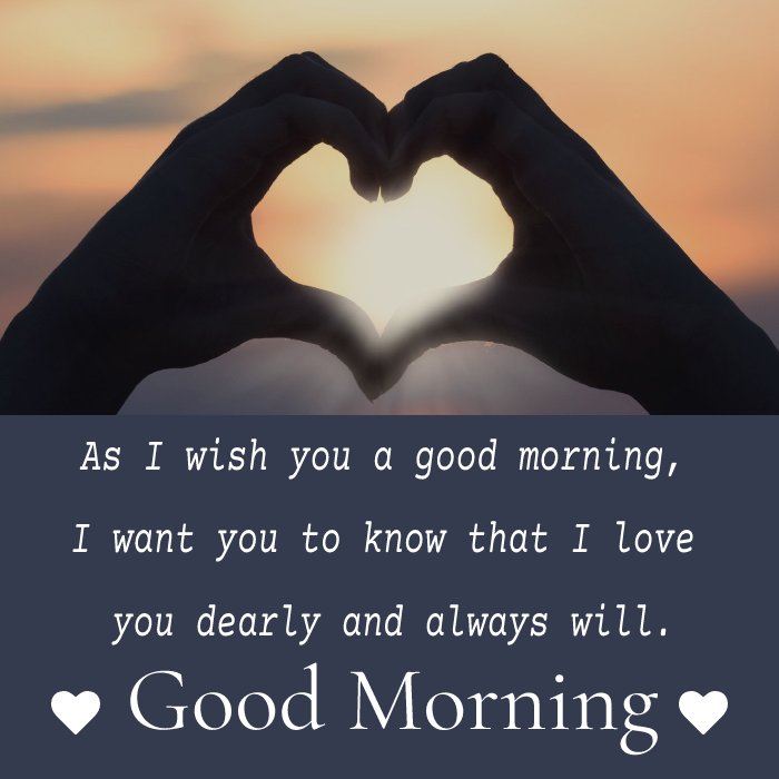 Sweet good morning messages for girlfriend