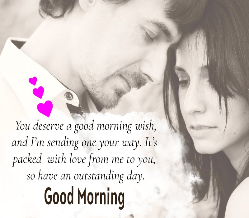 Unique good morning messages for girlfriend