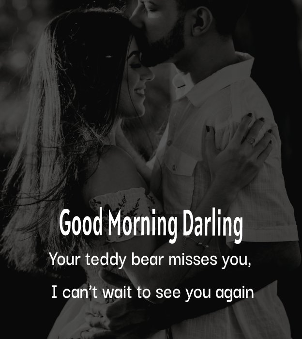 Simple good morning messages for girlfriend