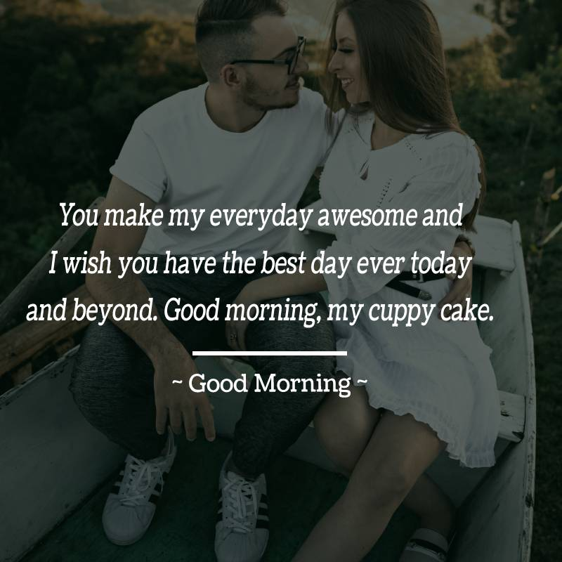 meaningful good morning messages for wife
