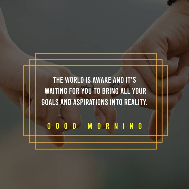 Amazing good morning messages for wife