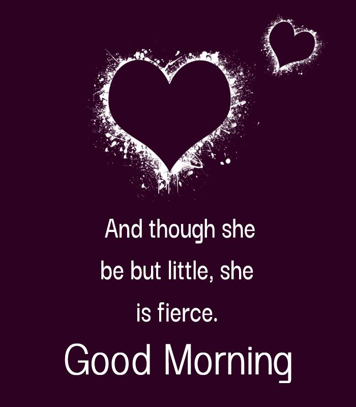 Unique good morning messages for daughter