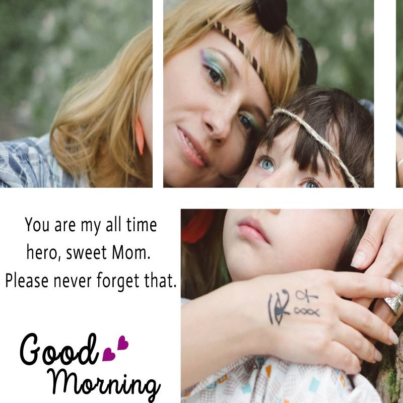 Best good morning messages for mom
