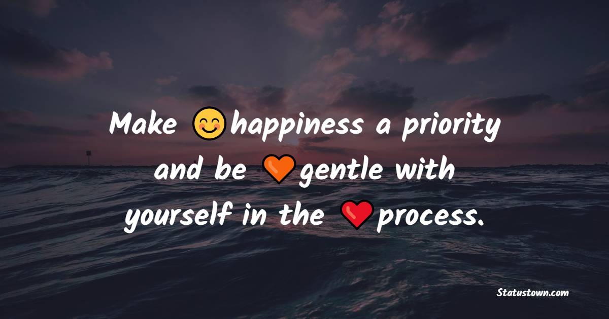 Heart Touching happiness messages