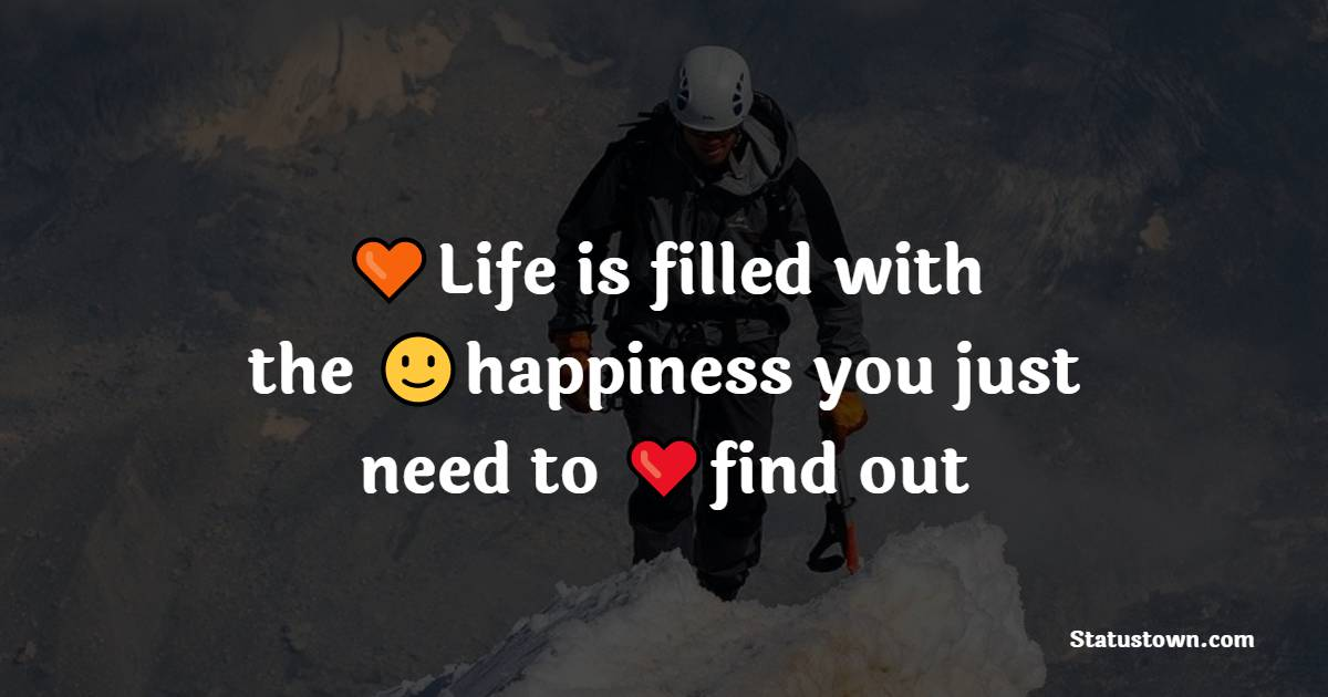 Best happiness messages