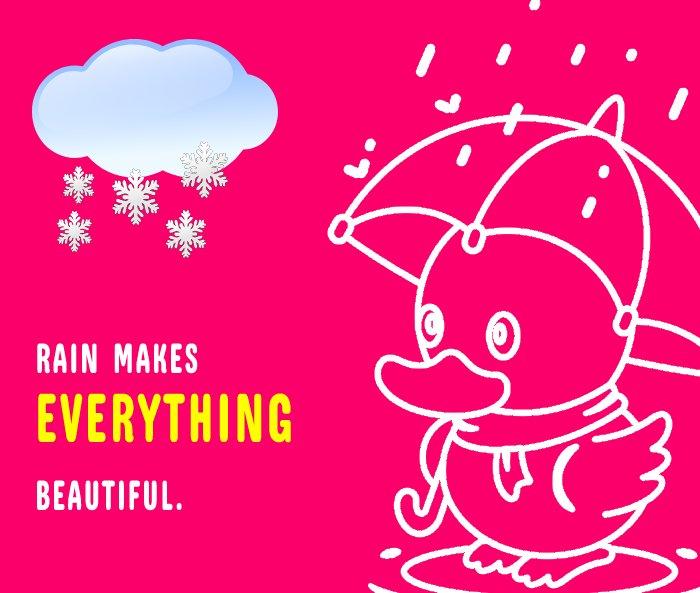 meaningful rain status
