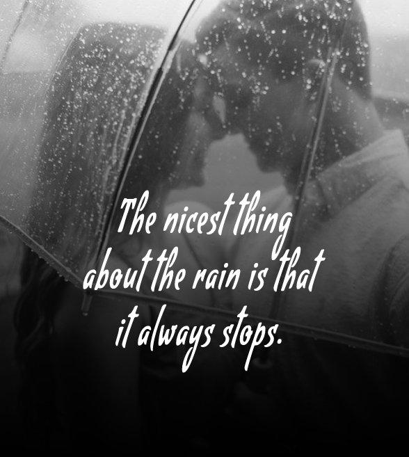 Short rain status