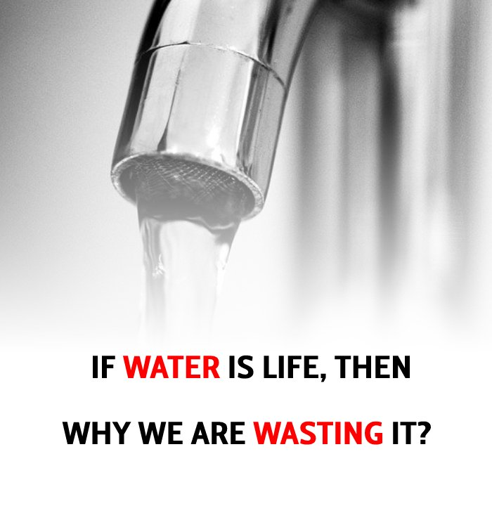 meaningful save water slogans