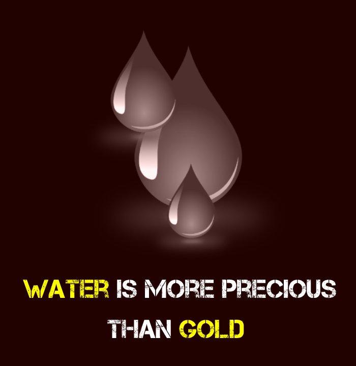 Deep save water slogans
