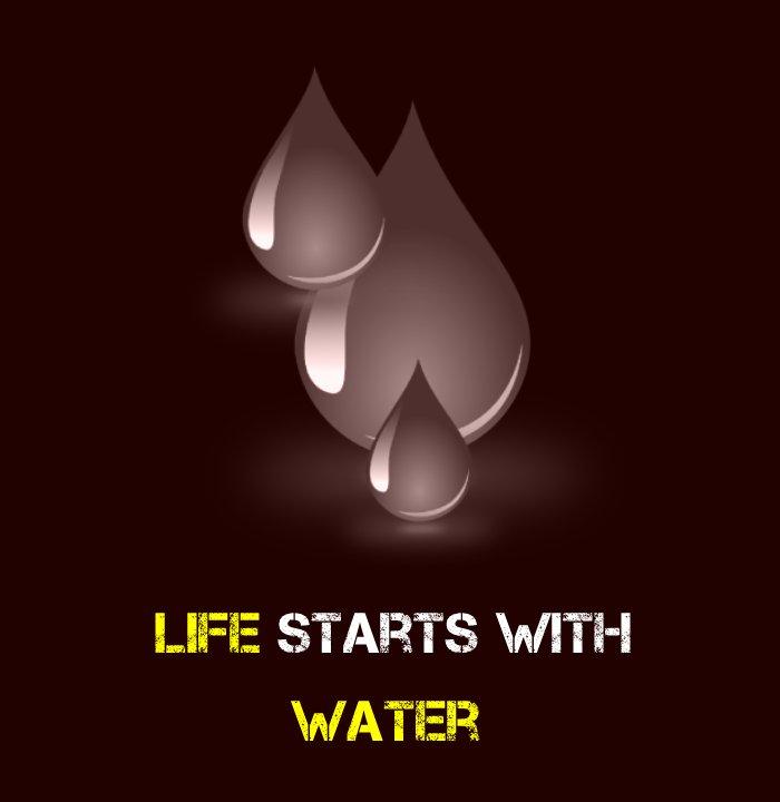 Unique save water slogans