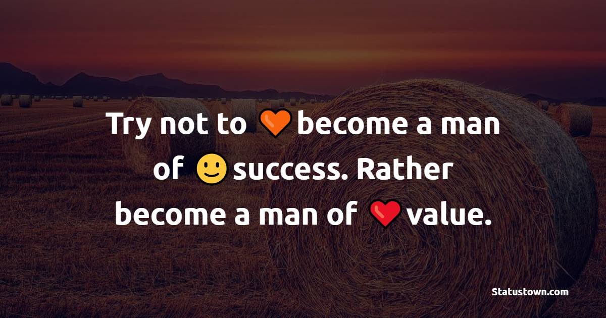 meaningful success quotes