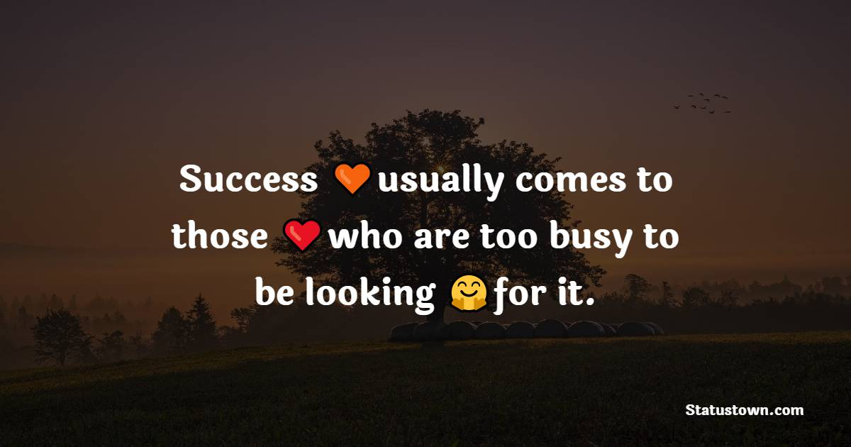 Sweet success quotes