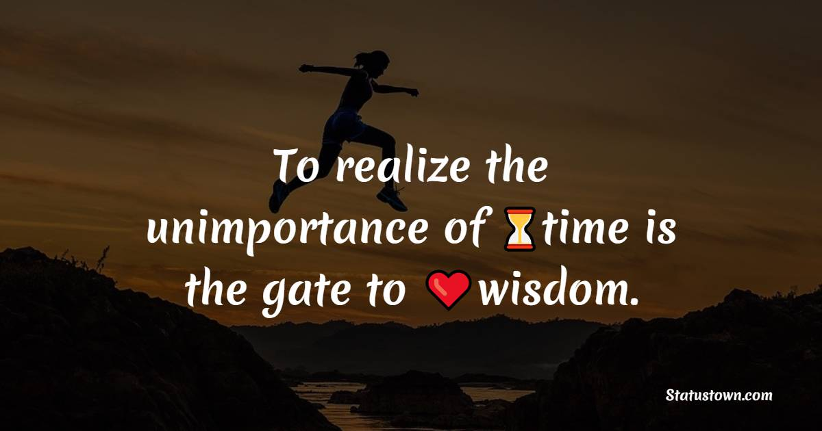 Heart Touching time quotes
