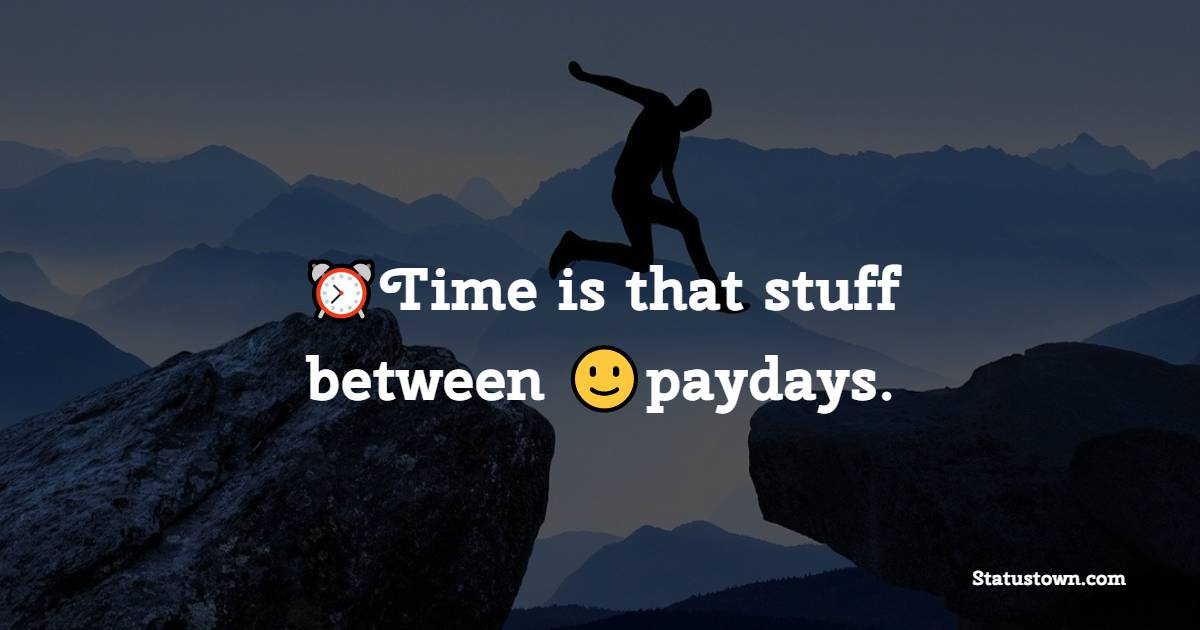 meaningful time quotes