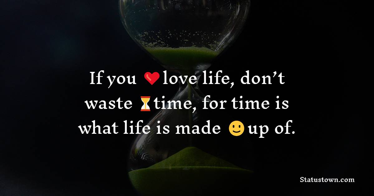 Sweet time quotes