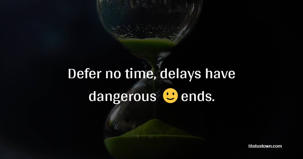 Best time quotes