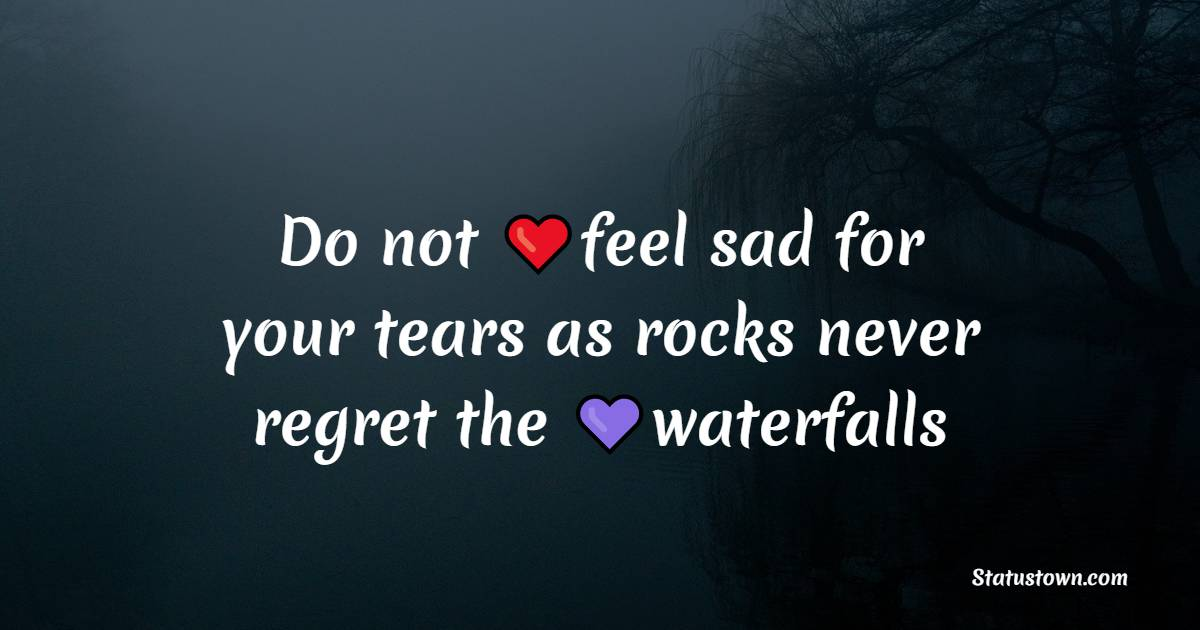 Deep water quotes