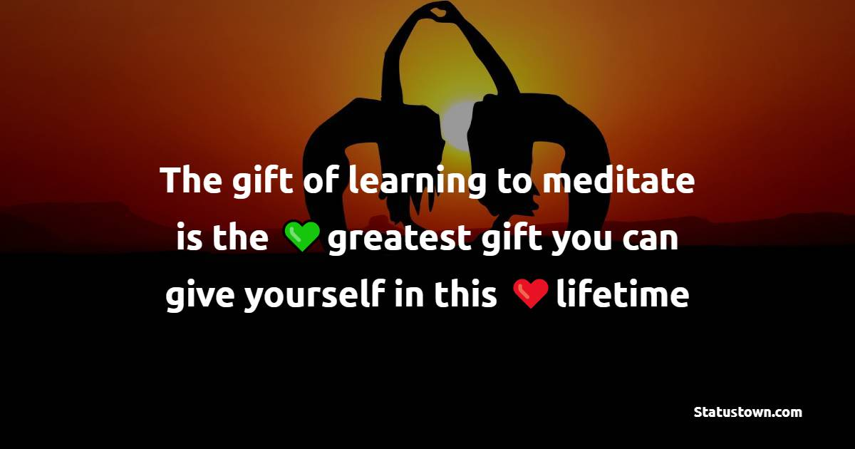 Heart Touching yoga quotes