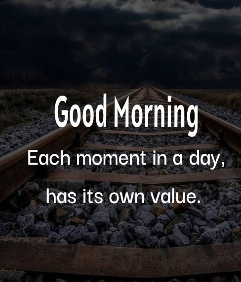 Heart Touching good morning status