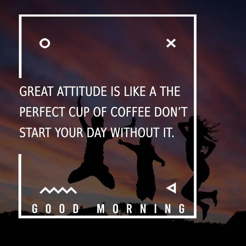 meaningful good morning status