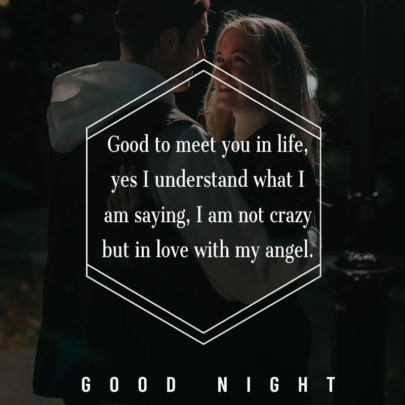 Amazing good night messages for girlfriend
