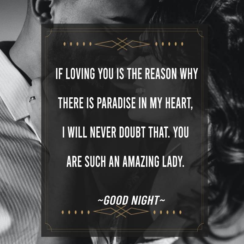 Best good night messages for girlfriend