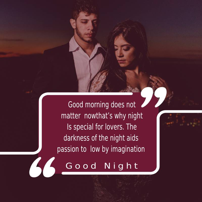 Simple good night messages for girlfriend