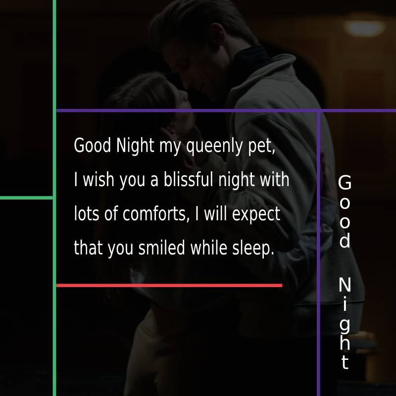 Short good night messages for girlfriend