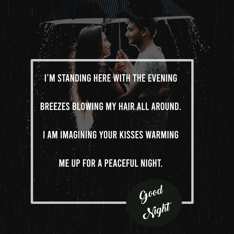 Deep good night messages for boyfriend
