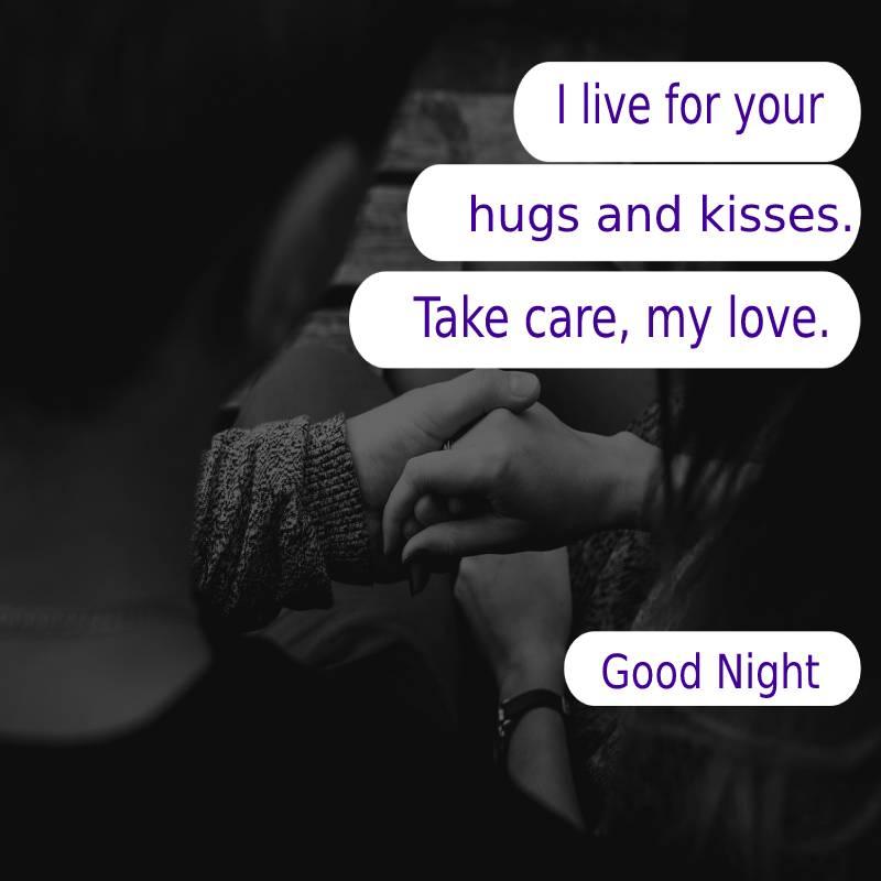 Amazing good night messages for boyfriend