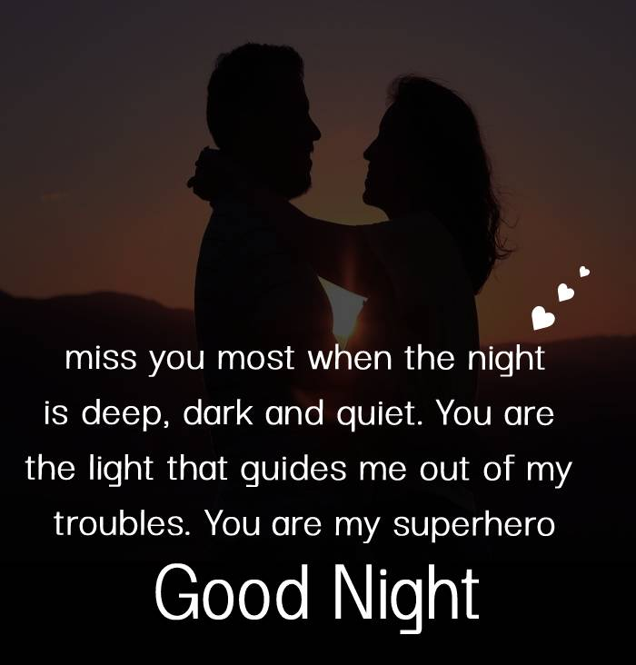 Simple good night messages for boyfriend