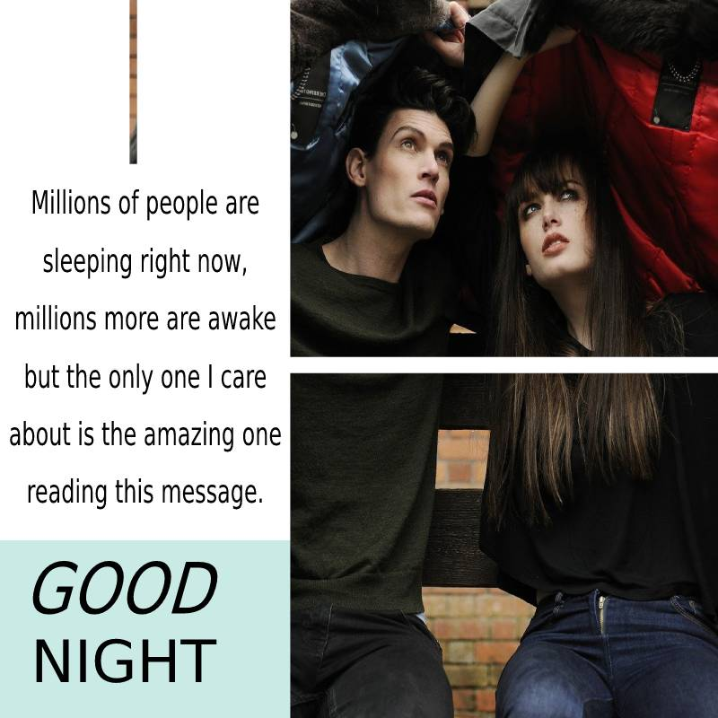 Deep good night messages for friends
