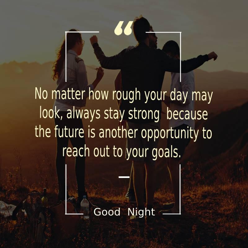 Unique good night messages for friends