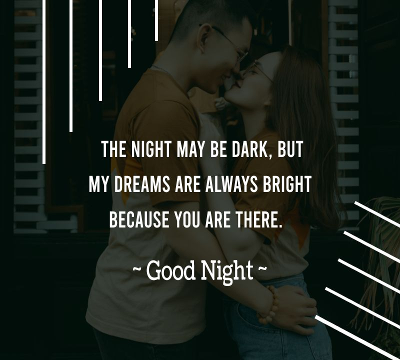 meaningful good night messages for husband