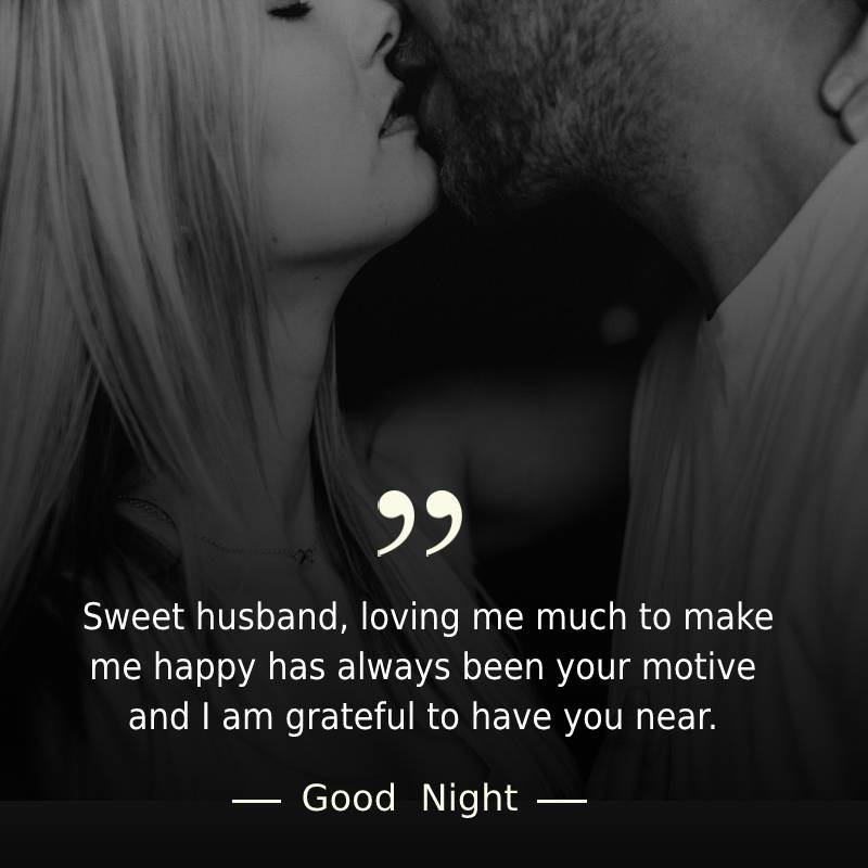 Unique good night messages for husband