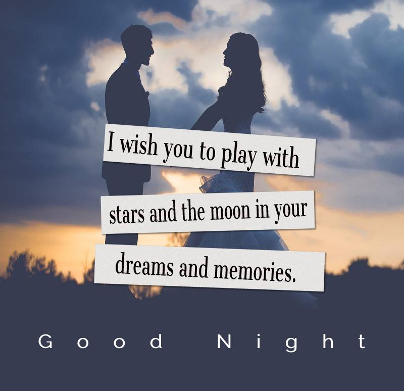 Short good night messages for husband