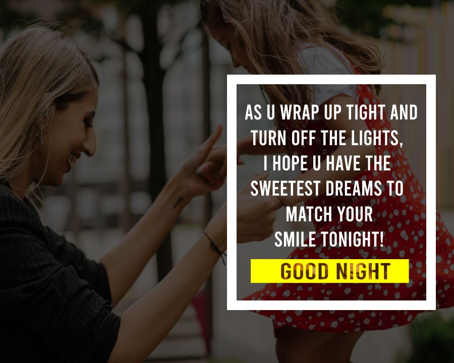 Heart Touching good night messages for mom