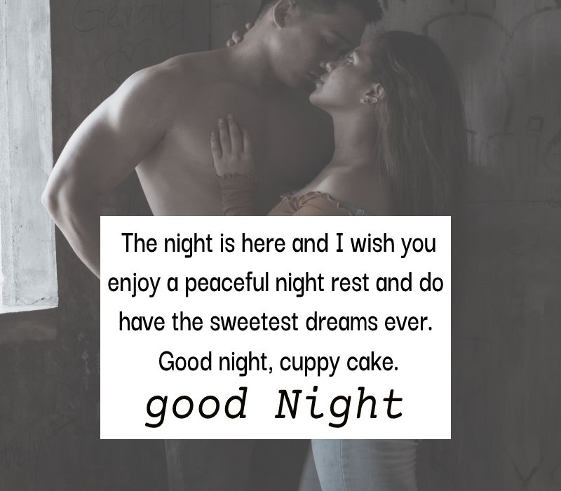 Amazing good night messages for wife