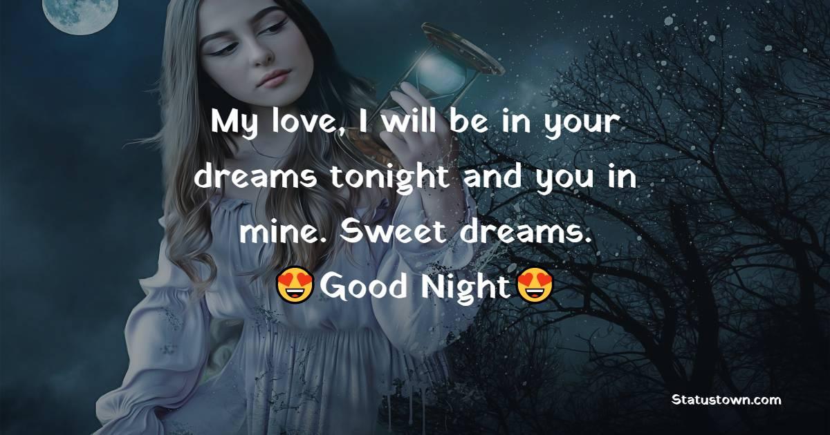 Unique good night love messages