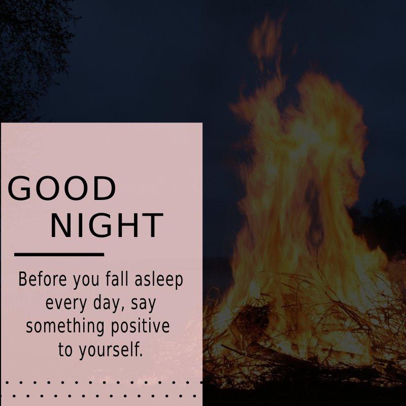 Deep good night quotes
