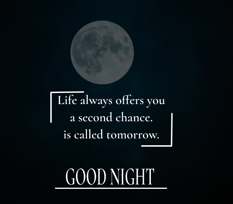 Touching good night quotes