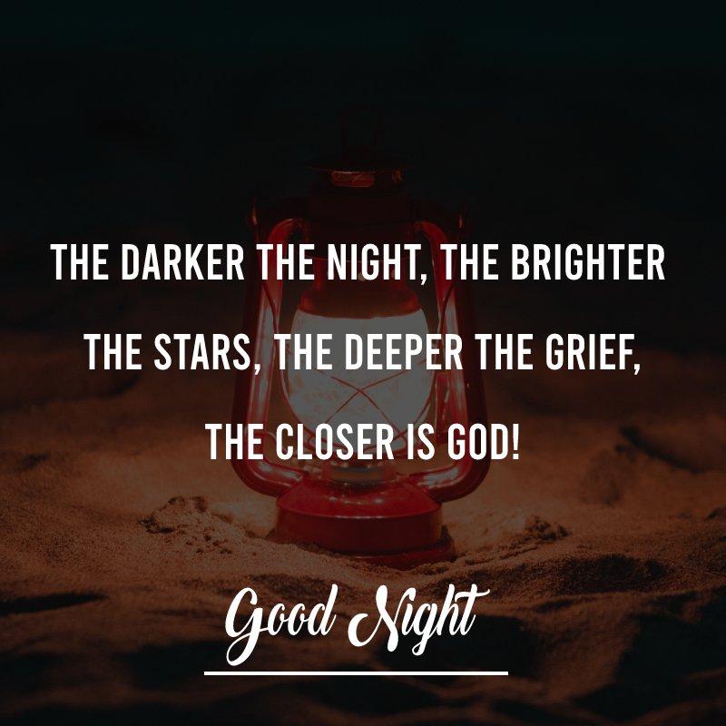 Unique good night quotes