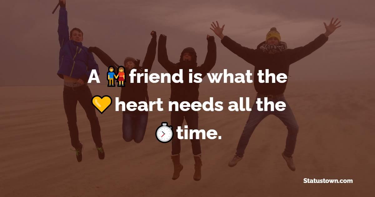 friends Messages