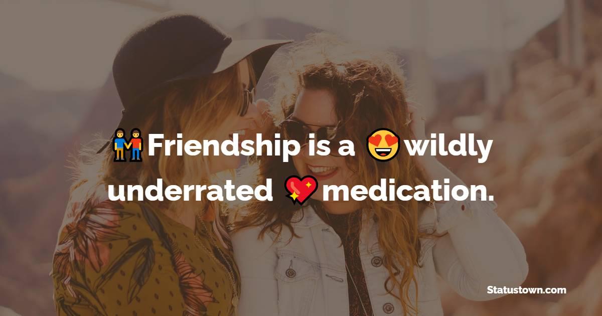Heart Touching friends status