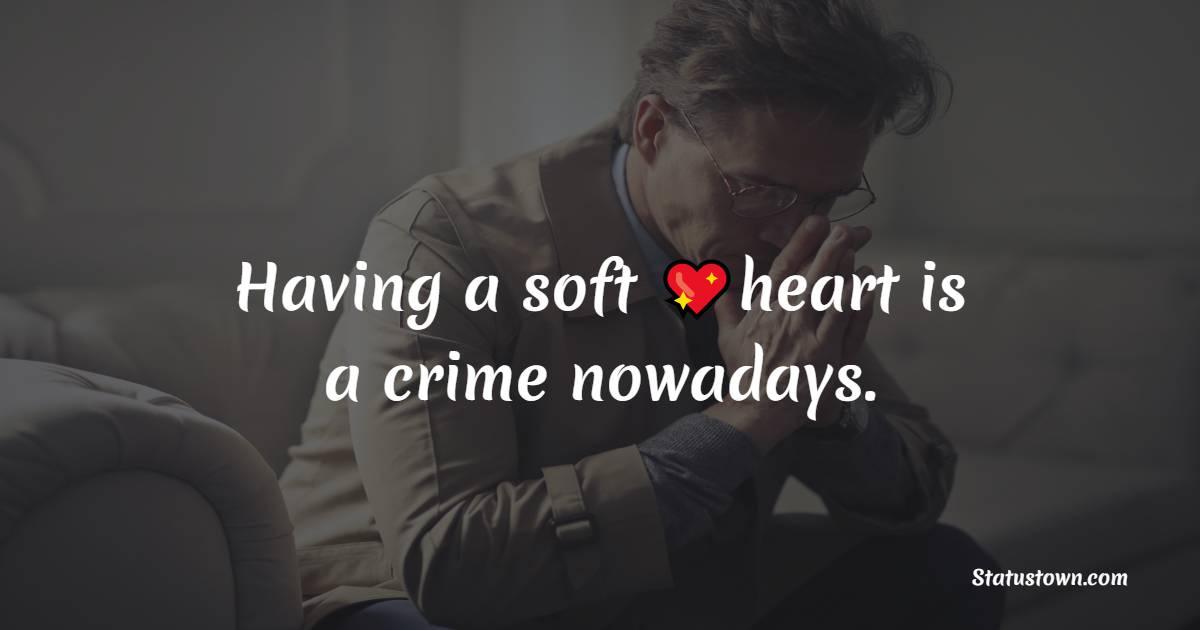 Deep heart touching status