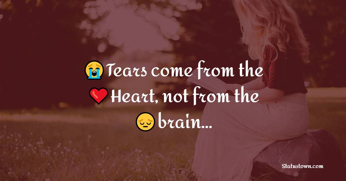 Touching heart touching status