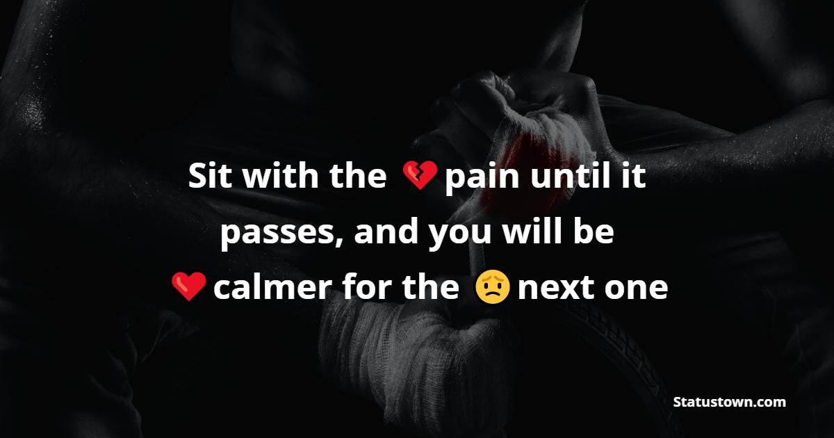 pain Image Status