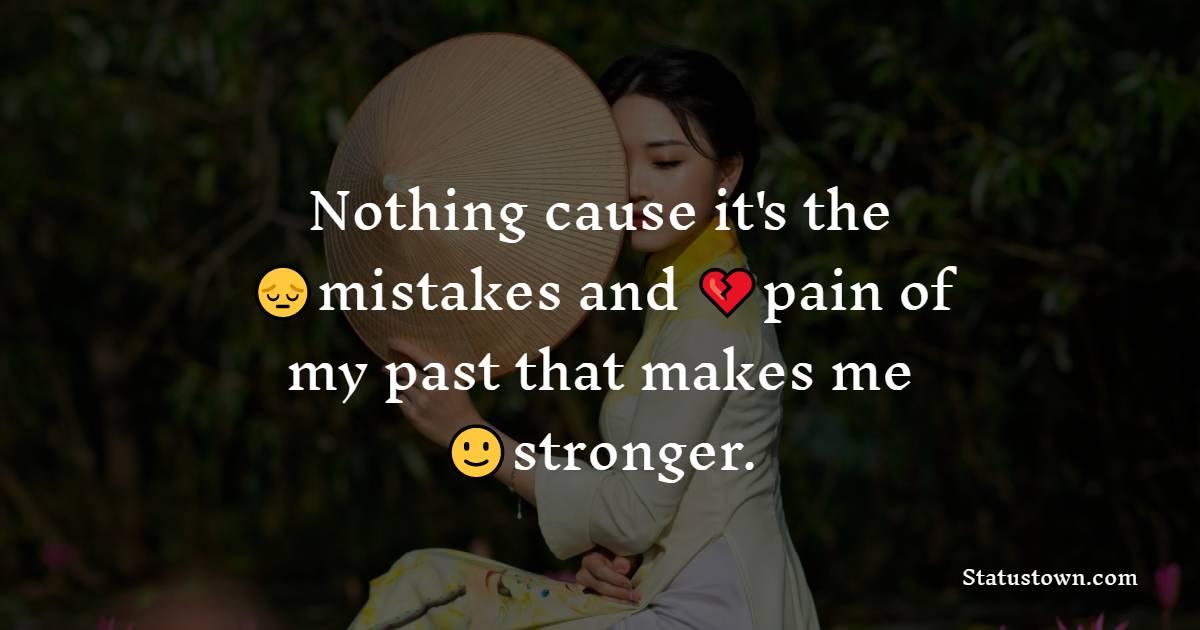 Sweet pain status